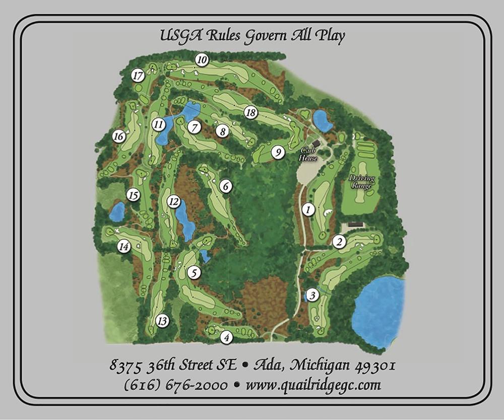 Golf Course Tour